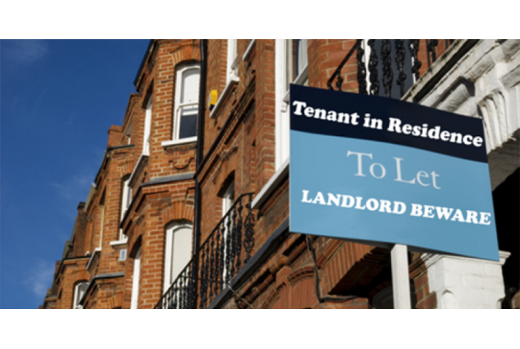 Buying a house with tenants
