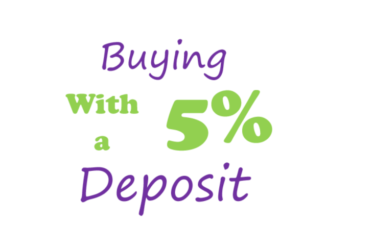 Buying with a 5% deposit