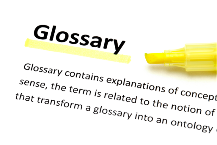 Conveyancing Glossary