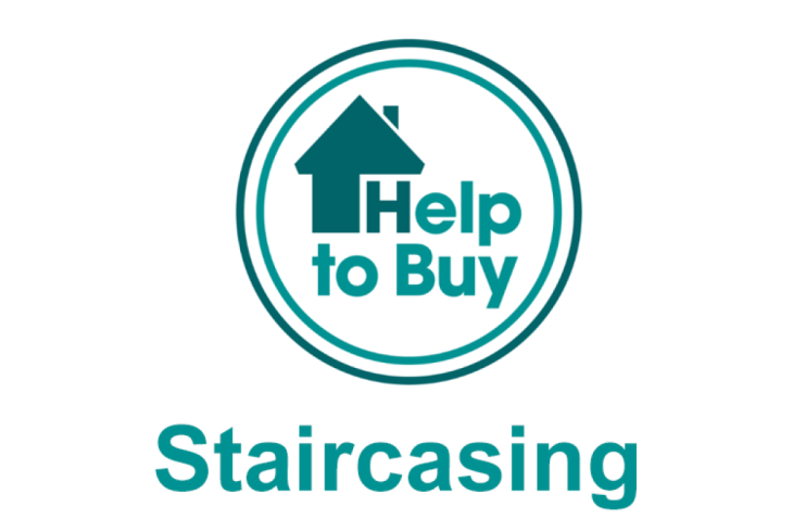 Help to Buy Staircasing