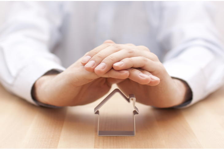 Putting a property into trust