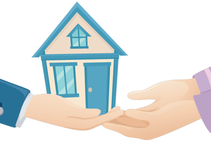 Transfer ownership of property to wife or spouse