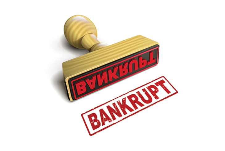 What happens if a joint owner becomes bankrupt?