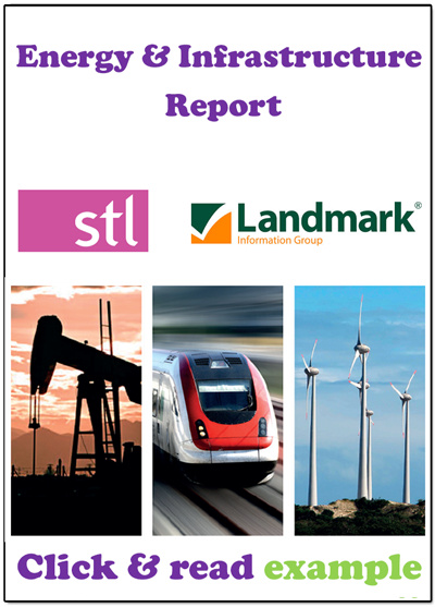 Energy and Infrastructure Report