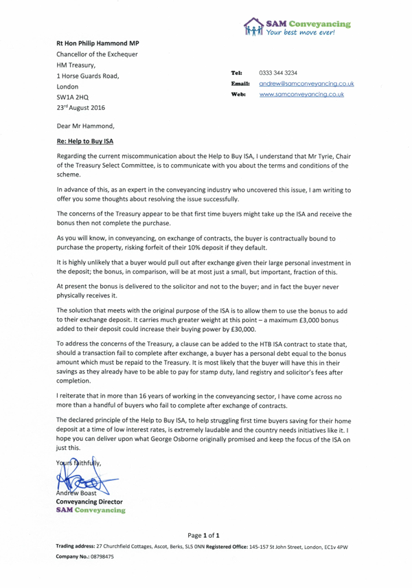 Letter-to-Philip-Hammond-Help-to-Buy-ISA