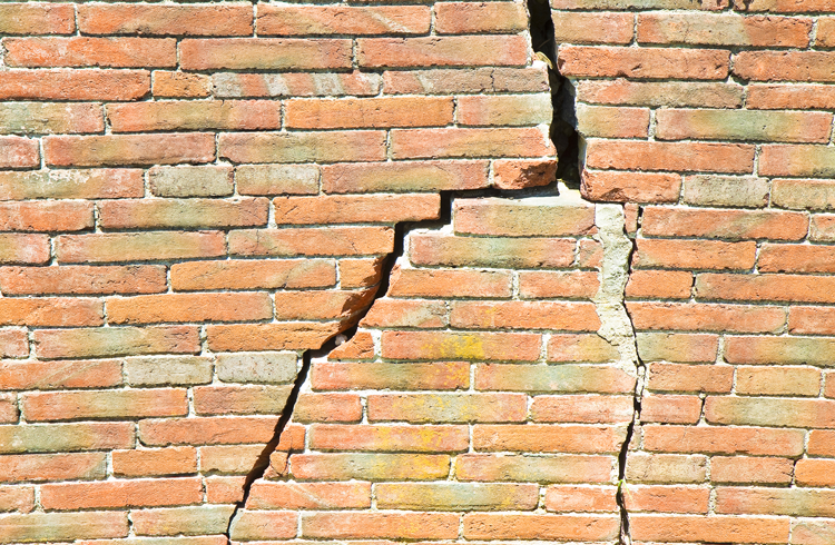 Properties with Subsidence in Crowthorne