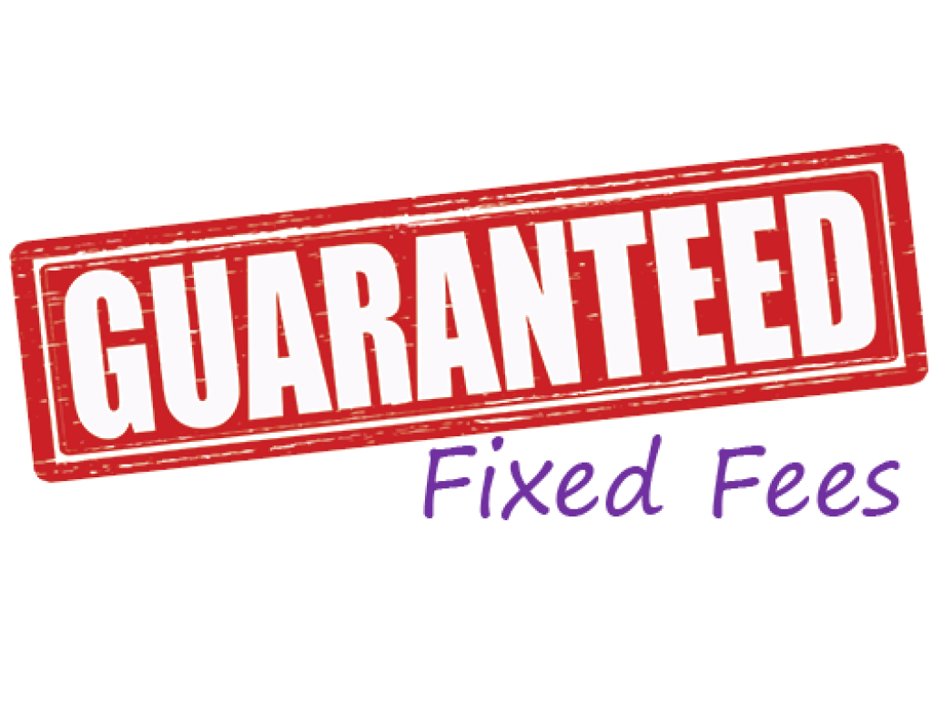 Fixed Fee Conveyancing Solicitors - Get a Competitive Quote